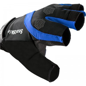 Fingerless-Cycle-Gloves-Blue_DETAIL-800x800