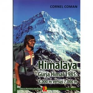 Carte. Himalaya. Guraj Himal. 1985. Cornel Coman