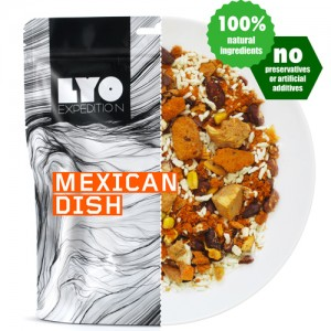 Mancare mexicana. Lyofood
