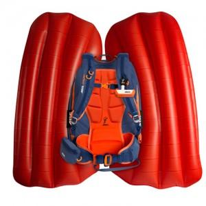 P.RIDE Base Unit_deepblue_back inflated